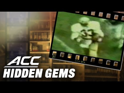 Throwback To 1976: Pitt Def. Duke 44-31 | ACC Hidden Gem