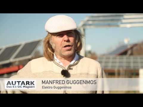 Guggi macht's vor: Autarkie im Allgäu