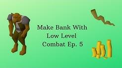 Low Combat Money Making Ep.5 Loot from 1000 Hobgoblins