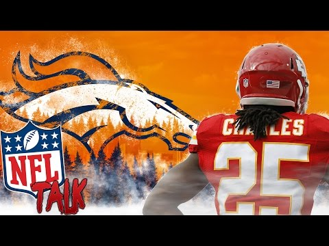 Denver Broncos Sign RB Jamaal Charles! | Will Charles Help the Broncos Offense?