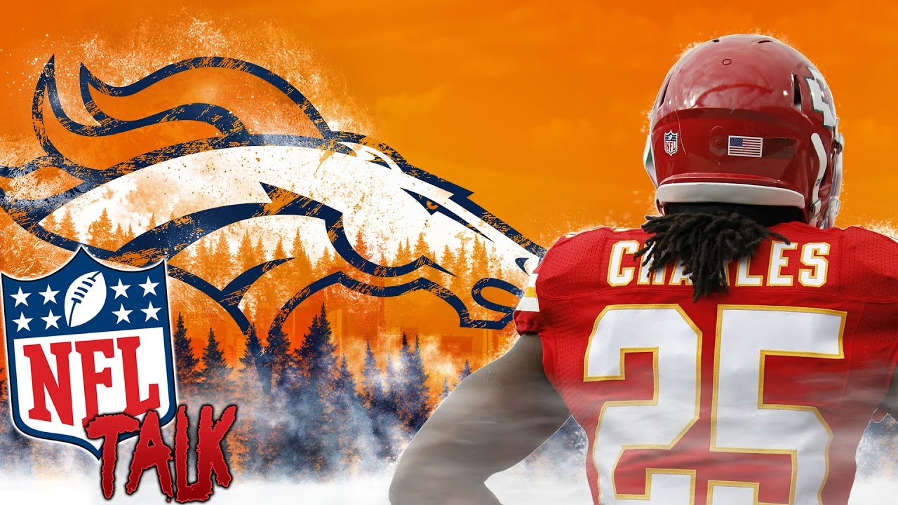 Jamaal Charles signs 1-year deal with Denver Broncos