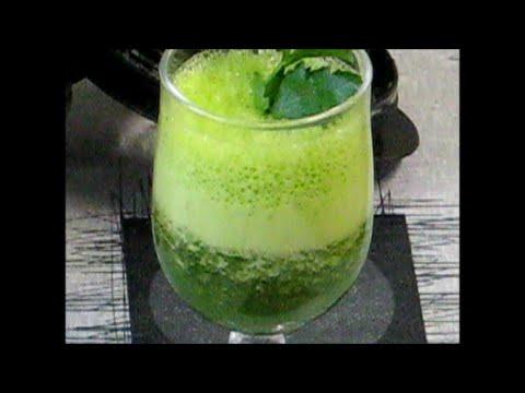 потенции коктейль петрушки для из