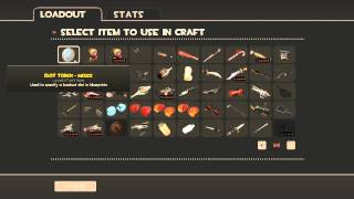 Team Fortress 2: Crafting Sharp Dresser