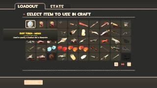 Team Fortress 2: Crafting Sharp Dresser