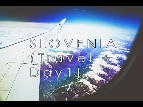 Slovenia: Travel and Day 1 Vlog