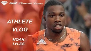 The current world leader in both the 100m and the 200m invites us t...