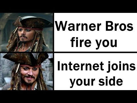 Memes To Support Johnny Depp