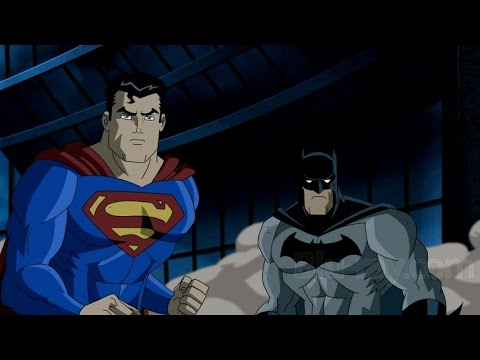Superman Batman Tribute Chris Daughtry Its Not Over