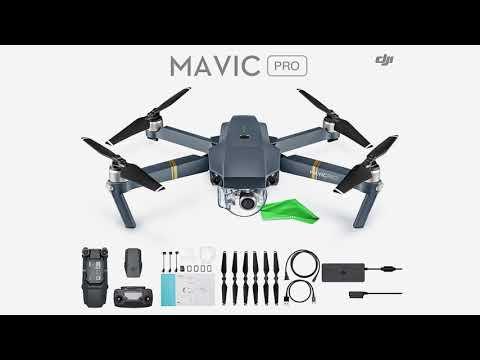 DJI Mavic Pro + DigitalAndMore Ultra Gentle Micro Fiber Cleaning Cloth (Base)