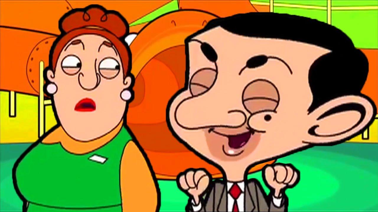 Mr Bean Ultimate Cartoon Collection Best Episodes 2017