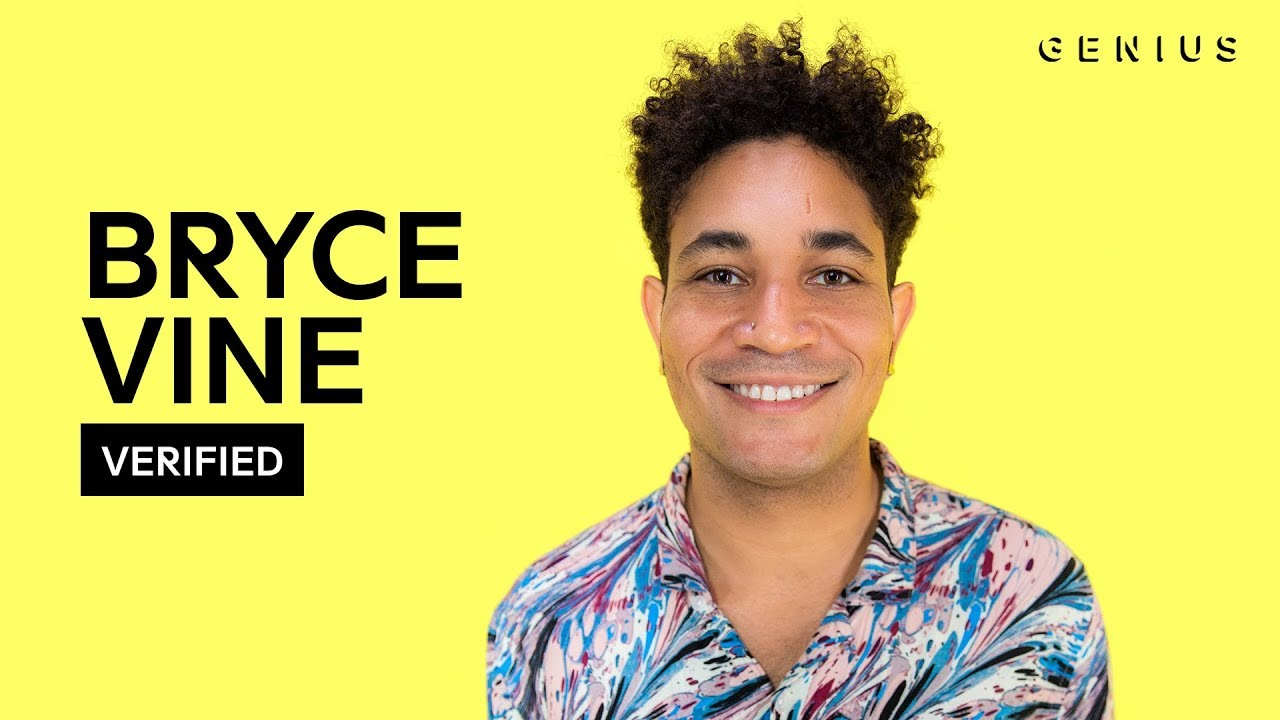 """Bryce Vine """"Drew Barrymore"""" Official Lyrics & Meaning 
