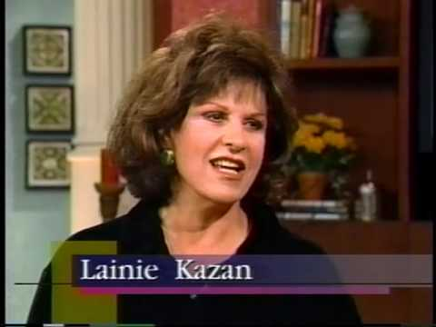 Lainie Kazan on Regis  1999.mp4