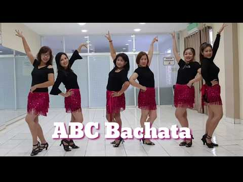 ABC Bachata Line Dance