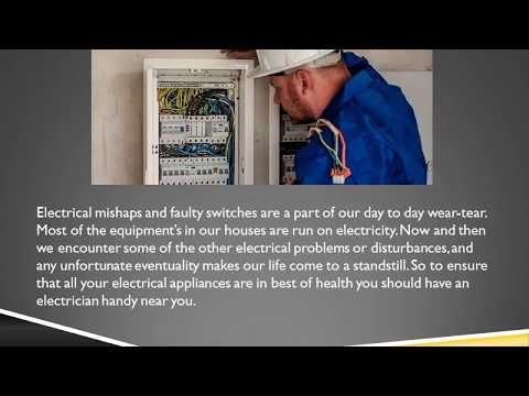 Professional Electrician Service in Baltimore