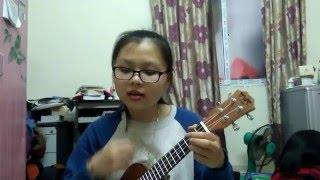 [COVER] [UKULELE] Tuổi Học Trò _ Lam Sơn Ơi