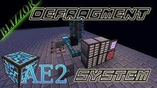Applied Energistics 2 - ME - Deframentierungssystem [Tutorial] [Deutsch] [GER]