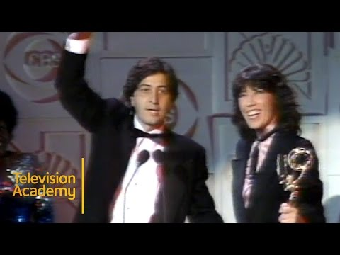 LILY SOLD OUT Wins Outstanding Variety, Music or Comedy Program | Emmys Archive (1981)