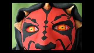 Motivtorte - Darth Maul