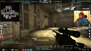 LIVE CS GO | Counter Strike Global Offensive Pro Gameplay | CS GO Skin Giveaway | New Dust 2 Map