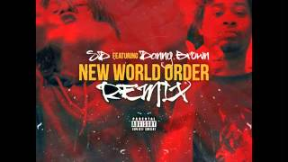 NEW WORLD ORDER (REMIX) FT SD AND DANNY BROWN ($O ILL $CREW MIXX)