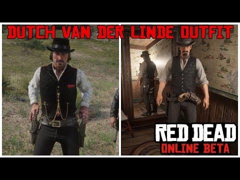 Rdr2 Dutch Cosplay