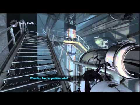 Portal 2 Part 5 | Wheatley: The Escape Artist