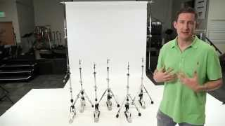 Choosing the Right Hi-Hat Stand | Brent's Hang