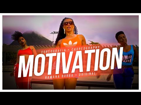 NORMANI-MOTIVATION (OFFICIAL CHOREOGRAPHY/COREOGRAFIA)/ RAMANA BORBA