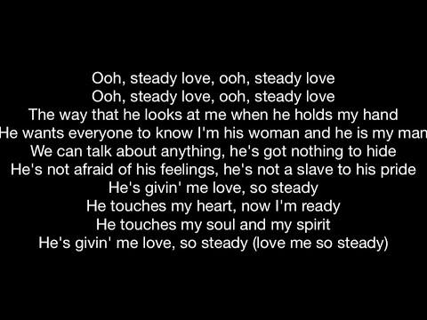 India Arie - Steady Love (Official Music Video Lyrics)
