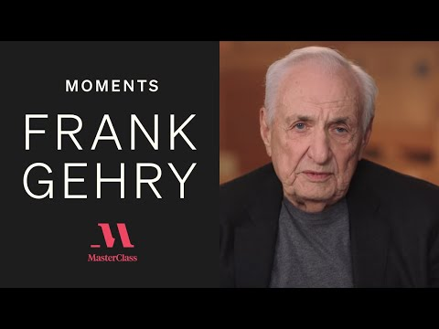 Frank Gehry: The proof is in the parking lot