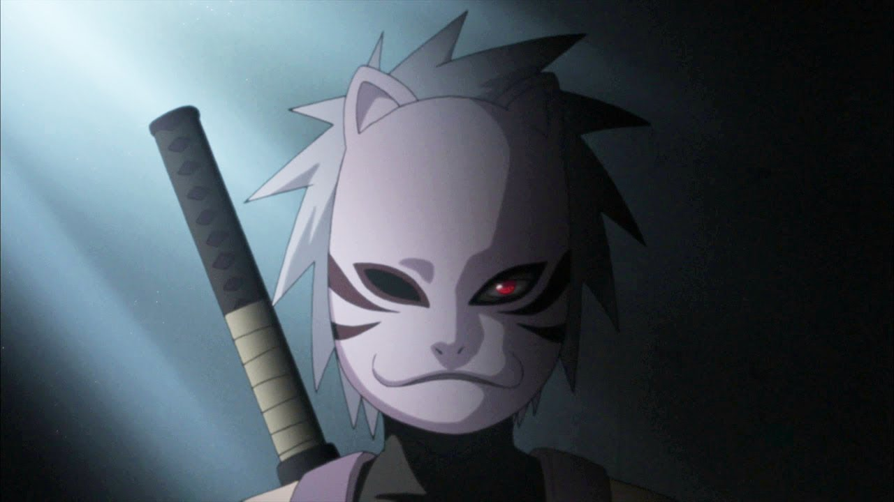 Naruto Shippuden Episode 349 Review - The Kakashi Anbu Arc ...