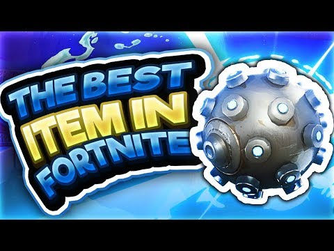 *BEST* ITEM ON FORTNITE BATTLE ROYALE! (Nothing Can Beat It)