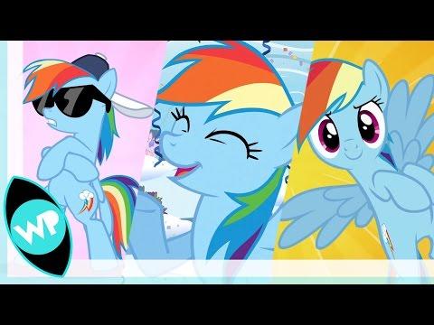 Top 10 Rainbow Dash Moments
