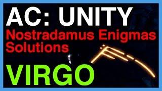 Virgo Nostradamus Enigma Solution - Assassin