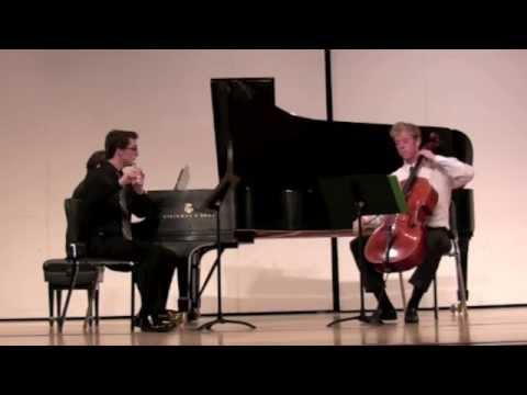 Carl Maria von Weber Trio for Flute, Cello and Piano, Op. 64