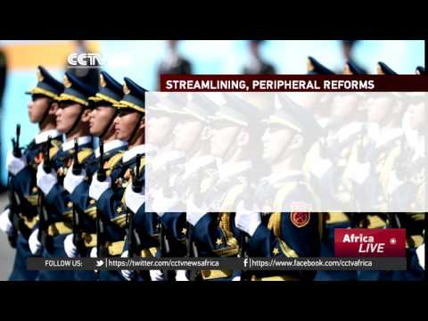 China Military Reforms: Xi Jinping outlines structural changes by 2020