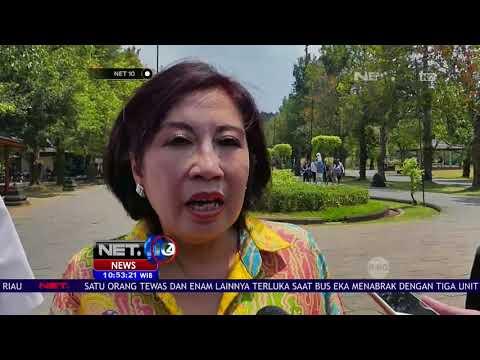 Pengamanan Candi Borobudur Diperketat  - NET 10