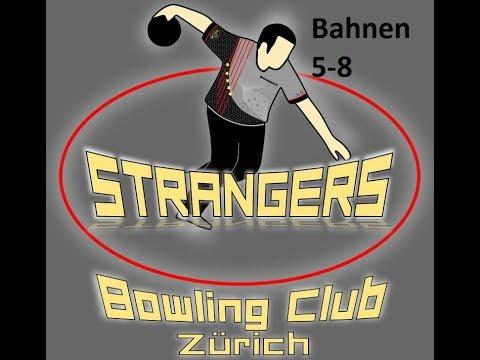 Strangers 4-2-1 International Bowling Tournament 2018