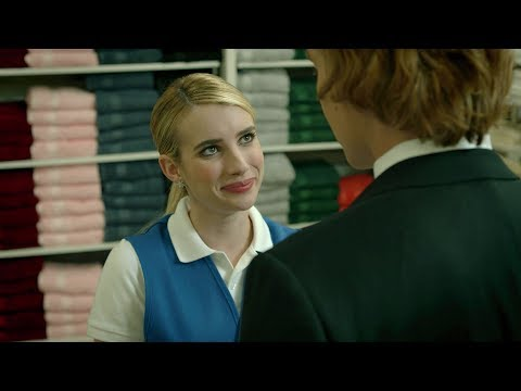Emma Roberts   AHS Apocalypse Store Scene [1080p]