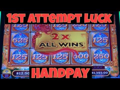 💰 Handpay Jackpot 💰 Max Bet $12.50 Mighty Cash Long Teng Hu XIAO Slot Machine Casino Pokies