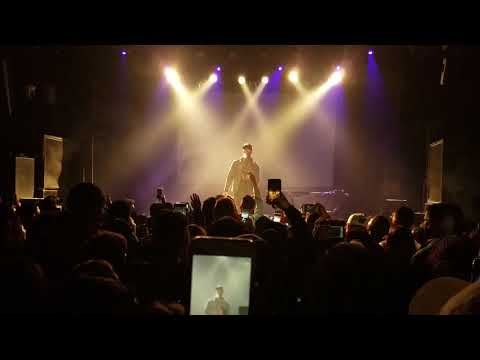 dvsn  Dont ChooseHallucinations  @ Irving Plaza, NYC 10222017