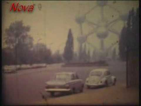 A look at Brussels in the 70s - Super 8 archive cine film
