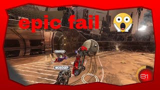 Rocket League Highlight Epic Fails/Goals #5