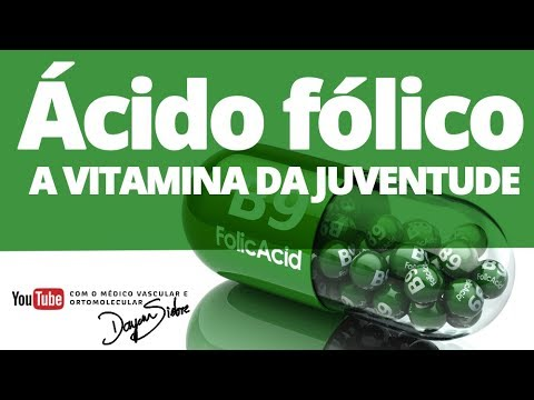 FOLIC ACID the vitamin of youth | Dr. Dayan Siebra