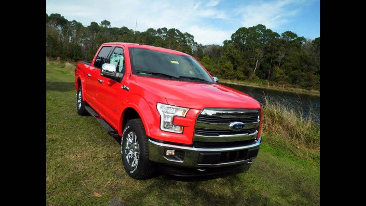 Race Red F150 >> 2016 Ford F 150 Race Red Youtube