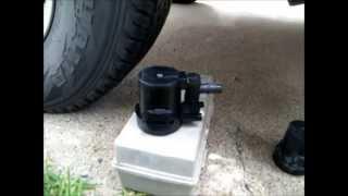 Replacing Vent Valve Solenoid & Purge Valve Solenoid (EVAP Valve) 2005 GMC Yukon