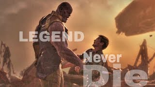 //Avengers Infinity War || Tribute //Legend never die