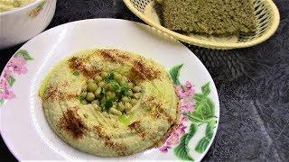 Как приготовить нежный и очень вкусный хумус. Кунжутная паста тахини рецепт.