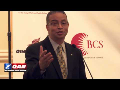 Dr  Eric Wallace Speaking at the BCS 2014