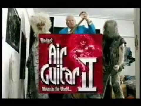 Best Air Guitar Album in the World... II  (released 11 Nov 2002)